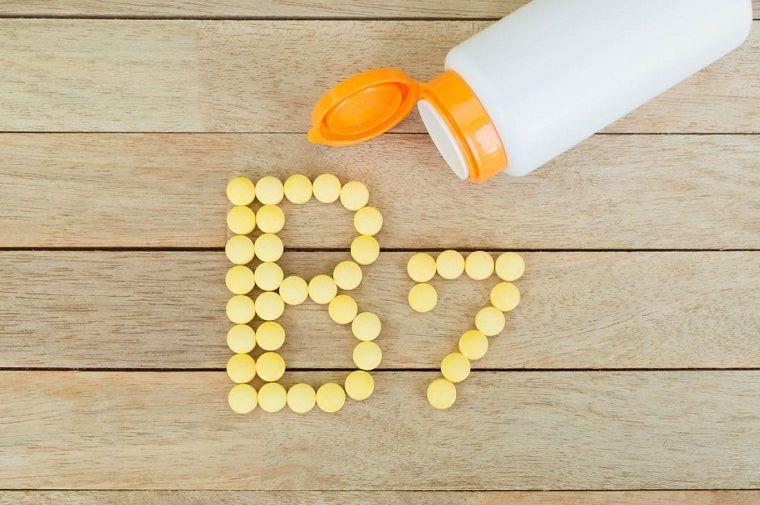 vitamin b7 biotin skin