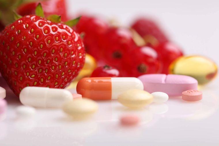 vitamins healthy skin effects