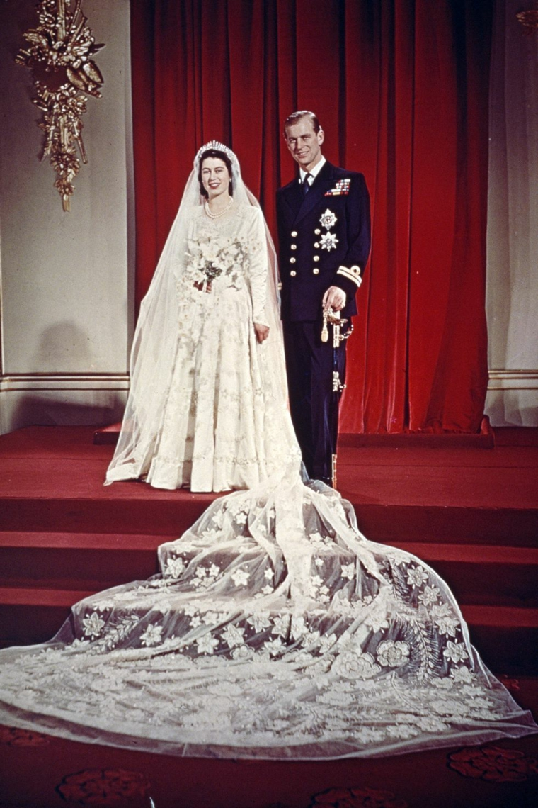 Marriage of Queen Elizabeth II
