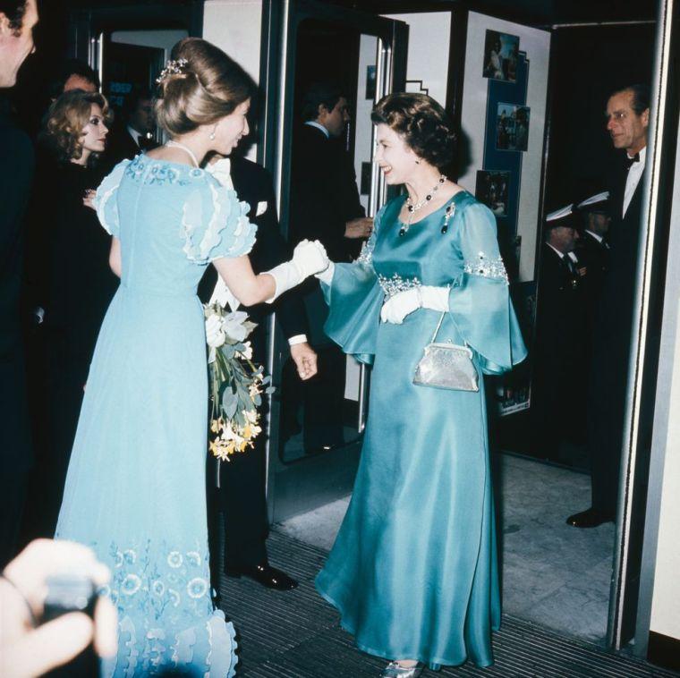 British style Elizabeth II dresses