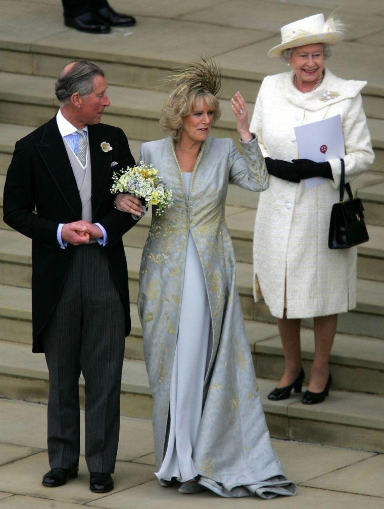 2005 Elizabeth II Camilla