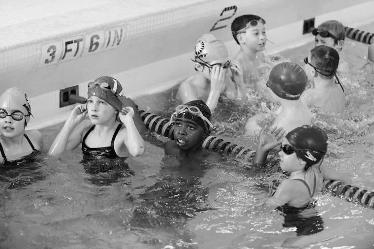 learn to swim technical