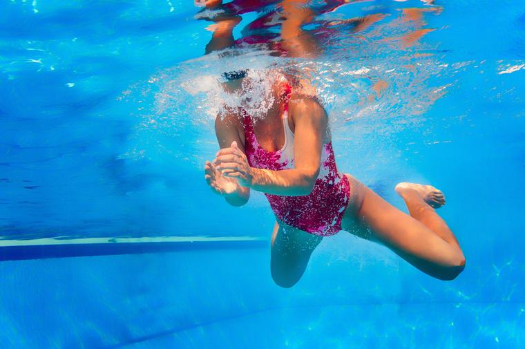 learn to swim breaststroke style