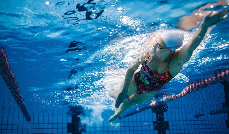 learn to swim coordination crawl