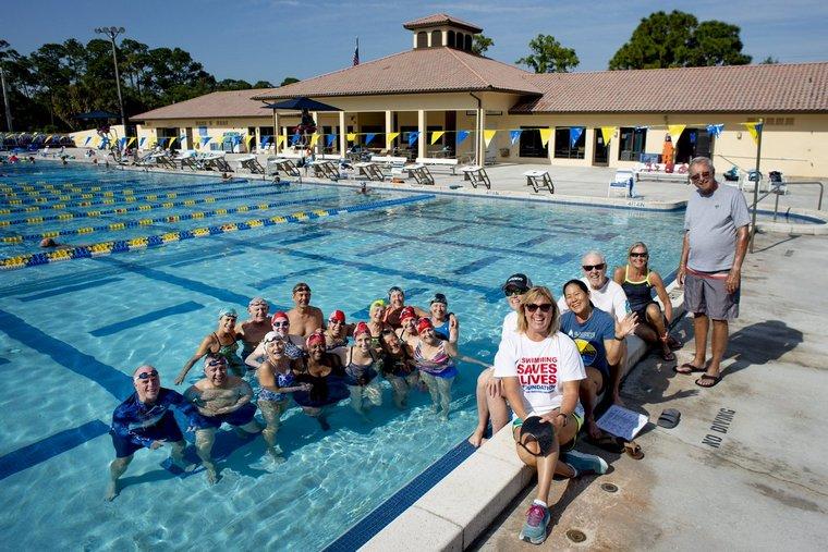 learn to swim mental health