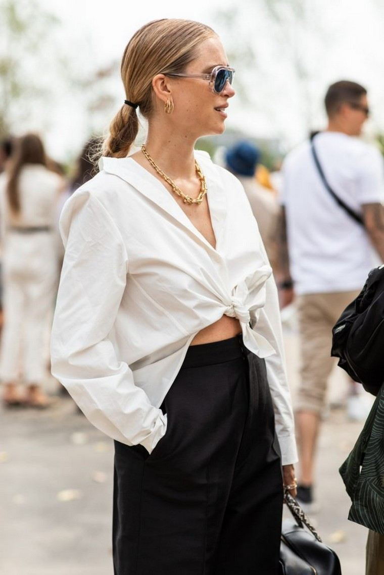 street style outfit woman look fashion trend