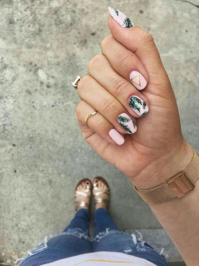 Deco nails summer trends