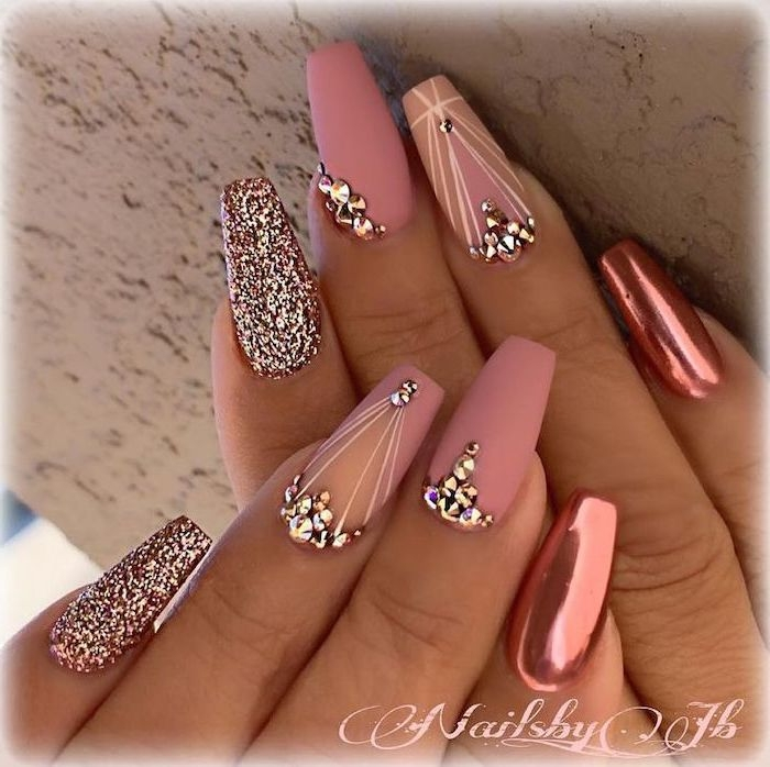 Beach nails form