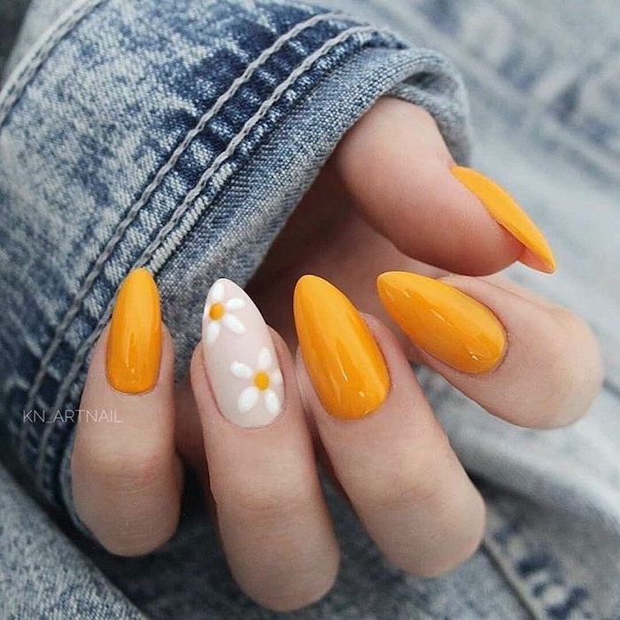 Nails deco beach ideas