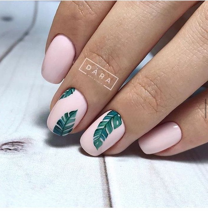 Nails deco holiday theme ideas