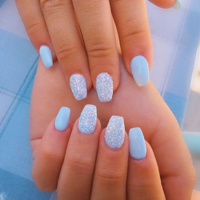 Nail design ideas for the beach