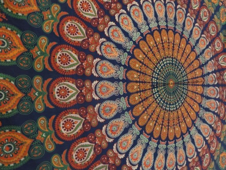 beachwear - accessories - pareo Indian mandala