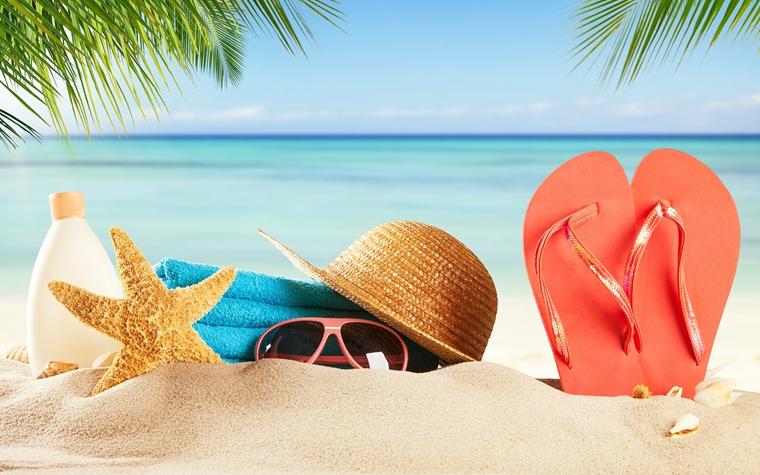 beachwear - accessories