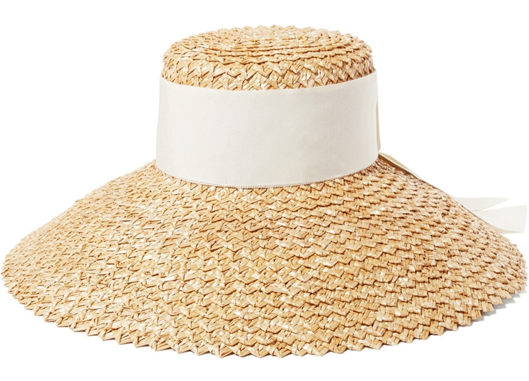 beachwear - accessories - beach hat Eugenia Kim