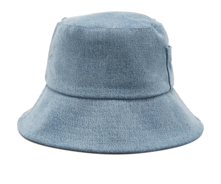 beachwear - denim cap