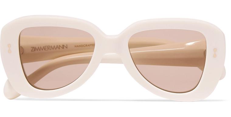 beachwear - accessories - Zimmermann sunglasses