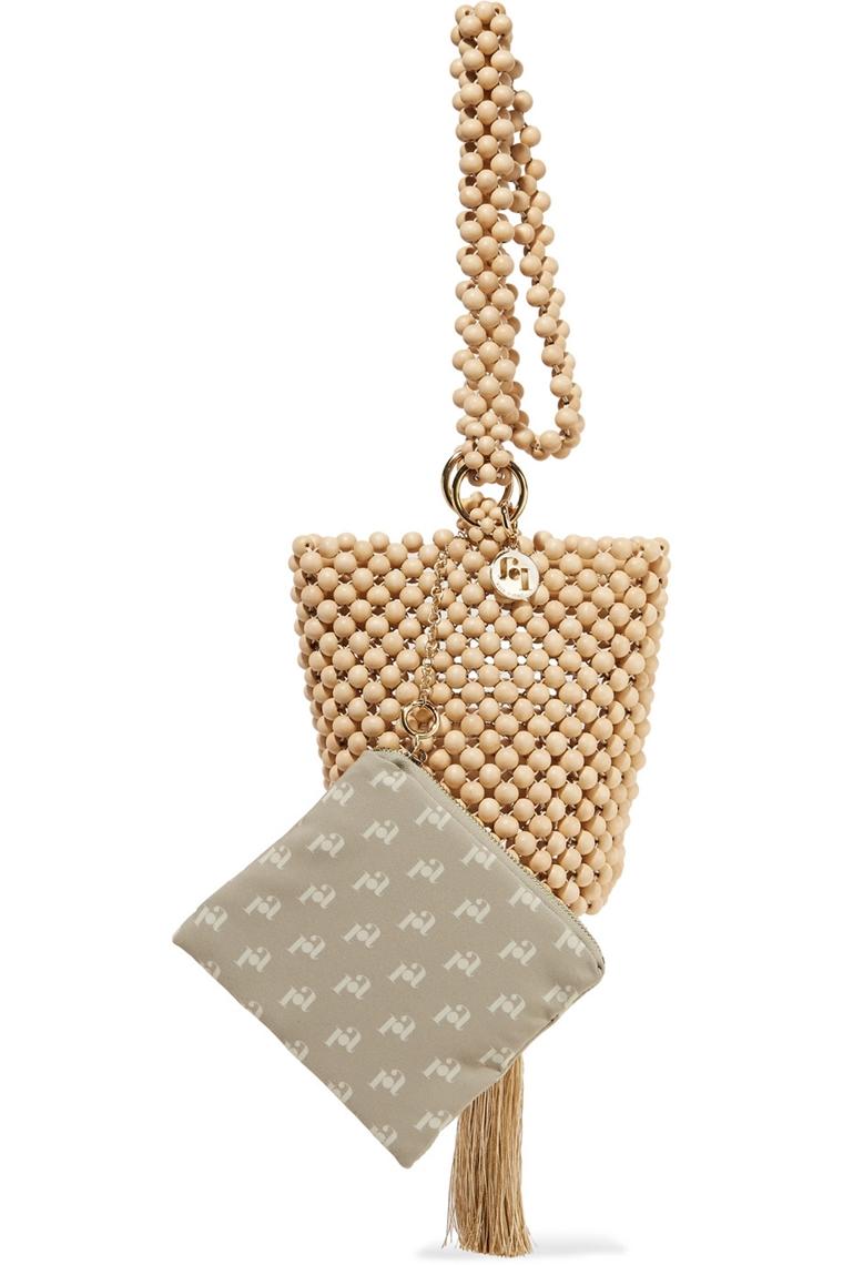 beachwear - accessories - handbag with extra Rosantica pocket