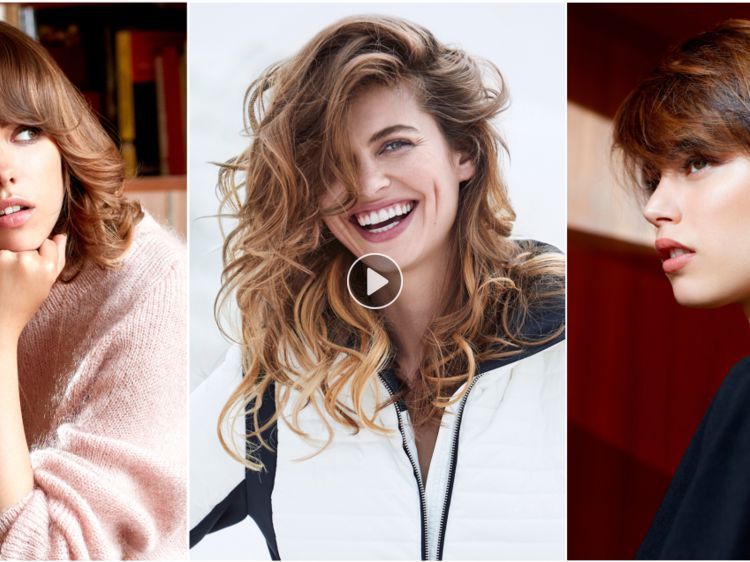 Winter 2020 Hair Trends.The Haircut Trends Of Autumn Winter 2019 2020 Fashion