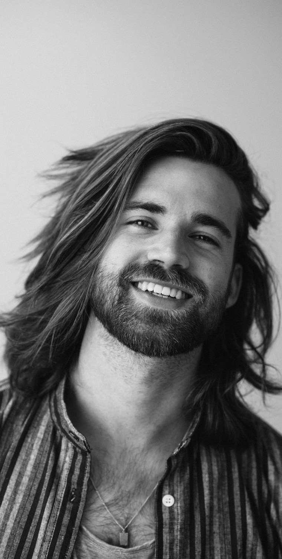 cut man long hair ideas styles