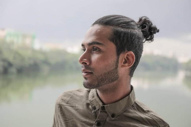 cut long hair man hairstyle beard style look