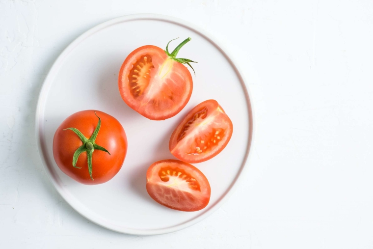 tomatoes are good for the ceour