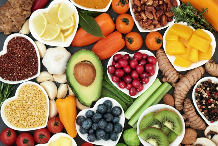 good and healthy foods