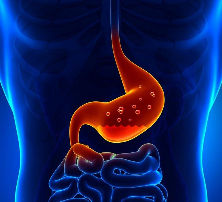 swallow enzymes against laryngopharyngeal reflux