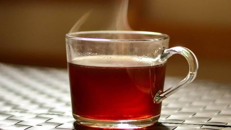 drink badly throat tea
