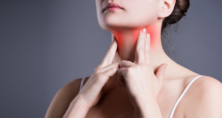 do not suffer sore throat