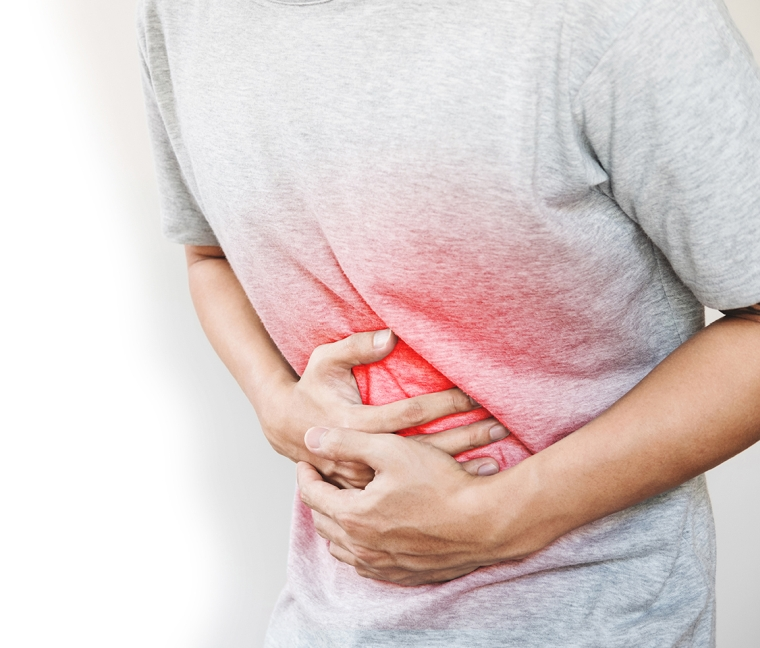 heartburn may be symptoms of duodenal ulcer