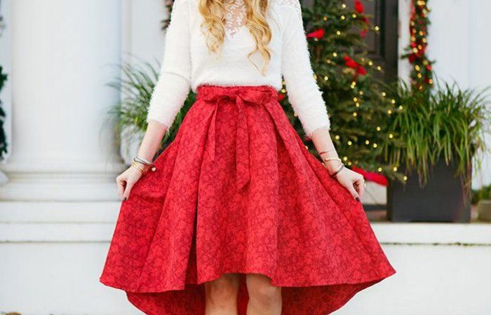 Christmas Outfits : ▷ 1001 + ideas for finding the best Christmas outfit for women