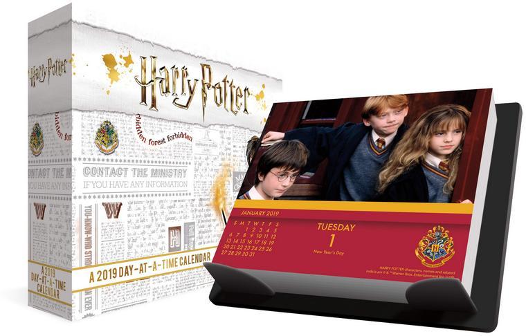 Harry Potter Christmas calendar