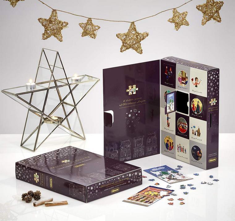 Christmas calendar Surprise Gibsons