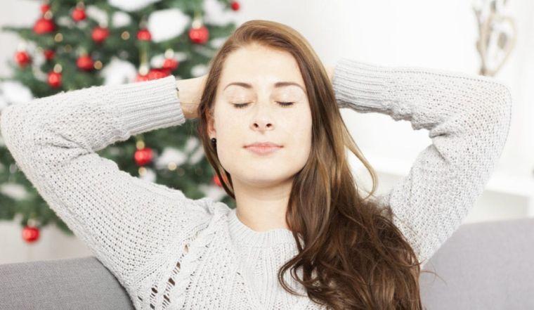 fight stress in winter