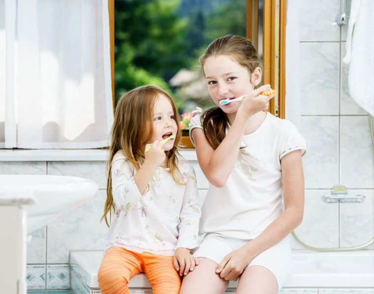 natural child toothpaste