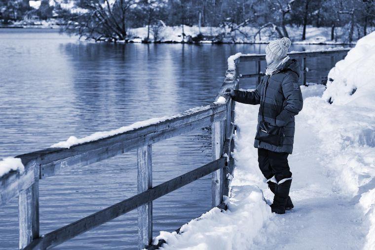 depression in winter