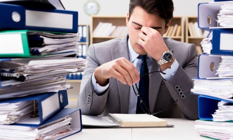 work stress