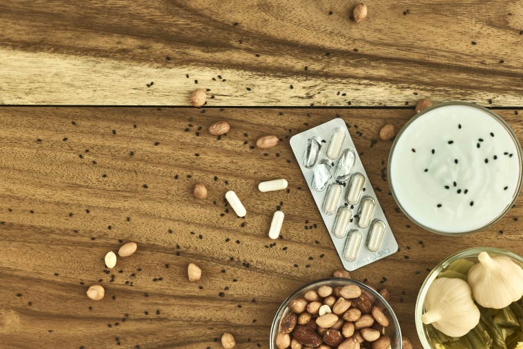 wash your intestines with probiotics