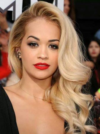 side wave hairstyles