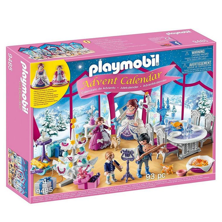 playmobil calendar before Christmas