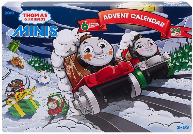for those who love Thomas mini