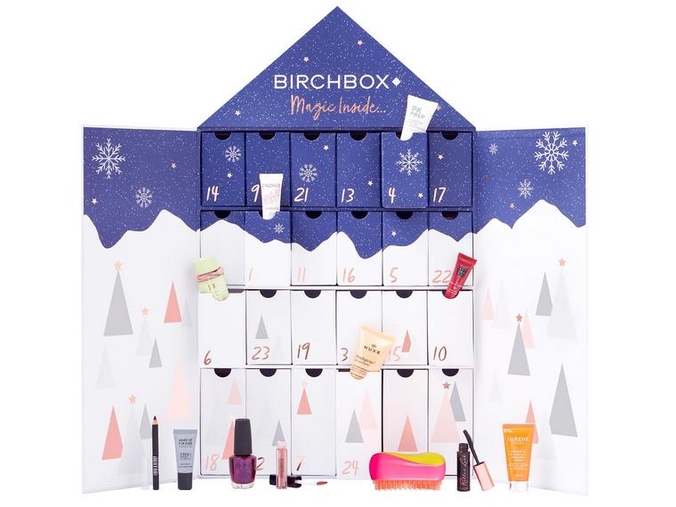 Christmas variety beauty products