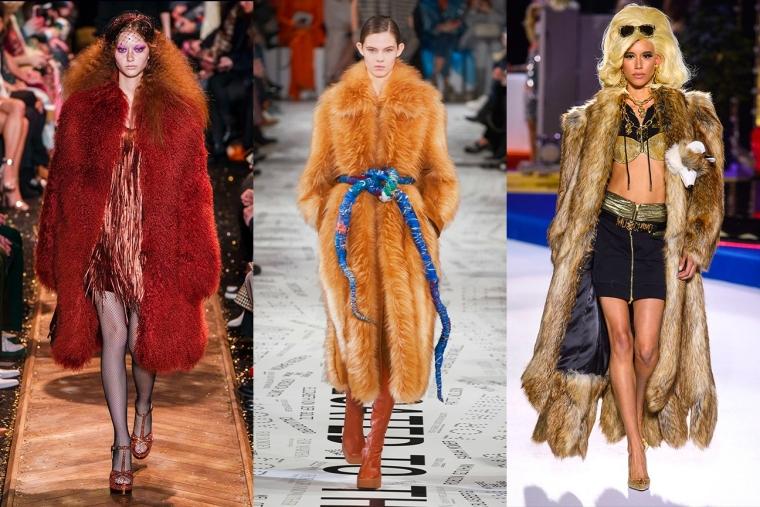 tendance mode hiver 2019-2020 inspiré des années 70