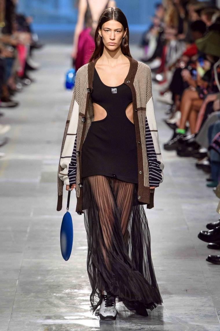 robe tendance mode hiver 2019-2020