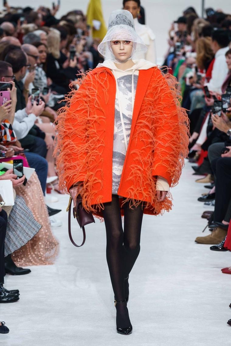 manteau tendance mode hiver 2019-2020
