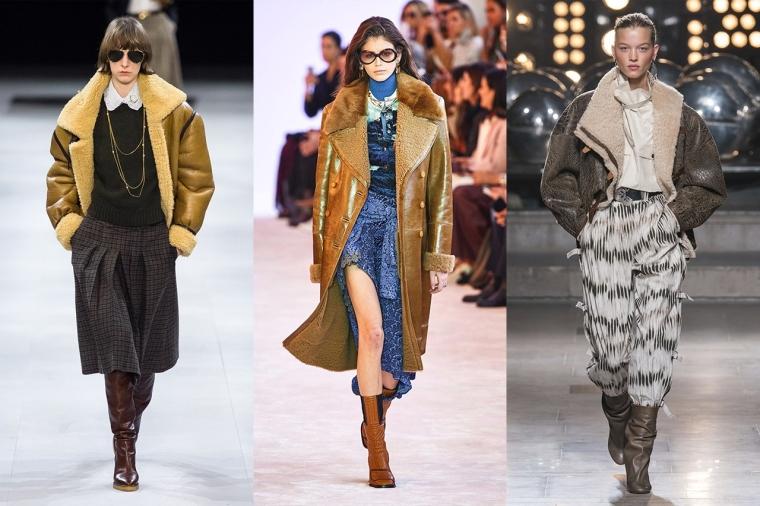 tendance mode hiver 2019-2020 moderne