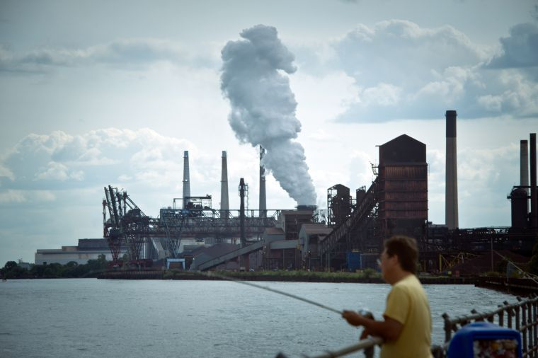 polluted air and health