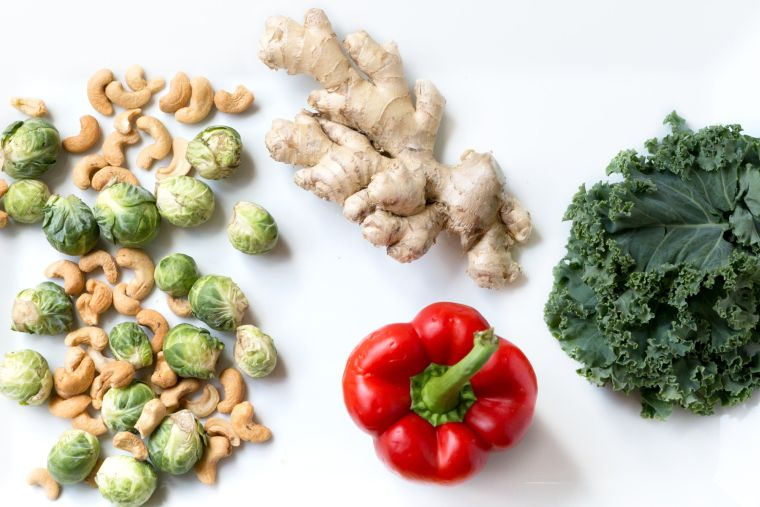boost the immune system with food