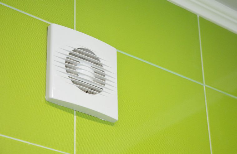 bathroom ventilation systems combat humidity