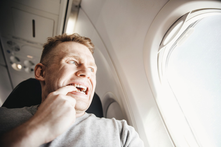 aviophobia afraid to fly by plane help